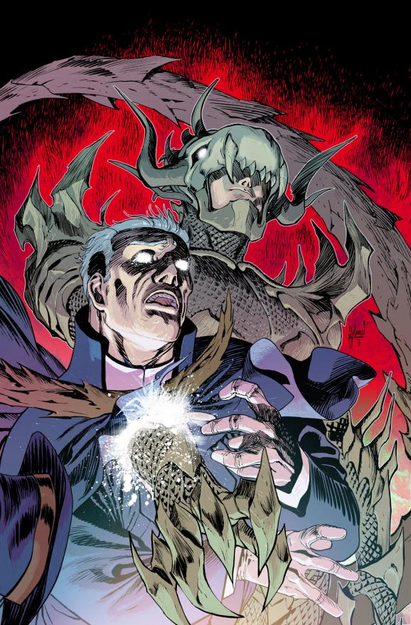 Phantom Stranger 15 cover