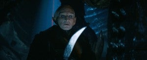 Thor the Dark World - Malekith Unscarred