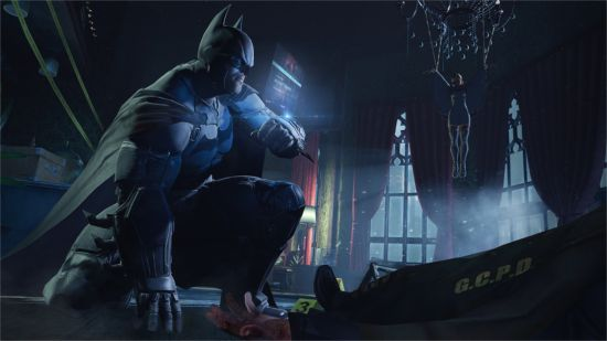 Batman Arkham Origins Easter Eggs & After The Credits Scene