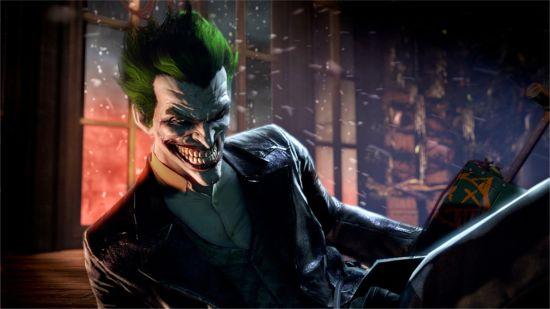 Batman: Arkham Origins The Joker