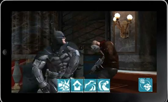 Batman Arkham Origins Mobile Game