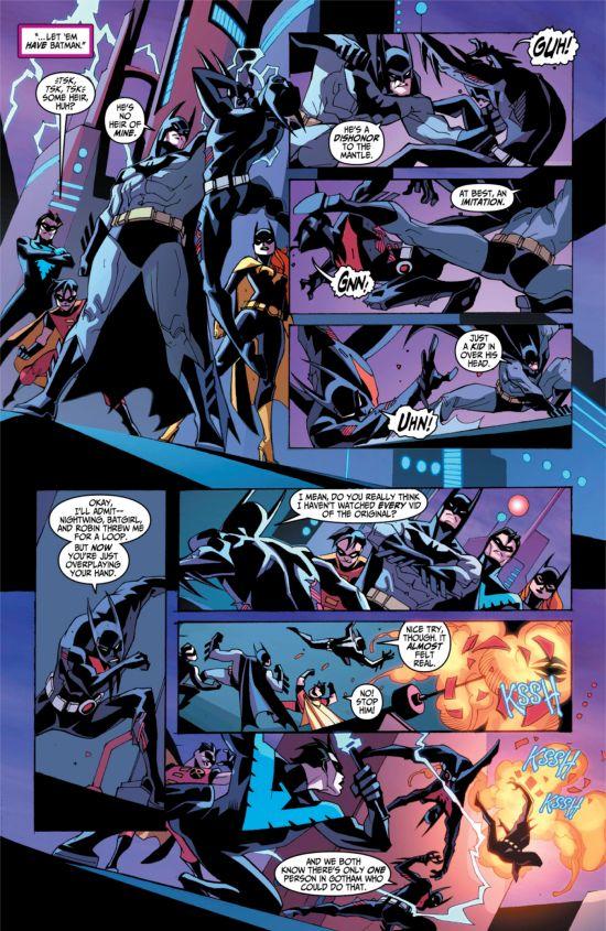 Batman Beyond #3 Page 2