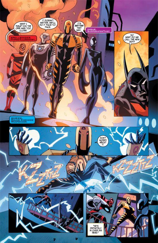 Batman Beyond #3 Page 4