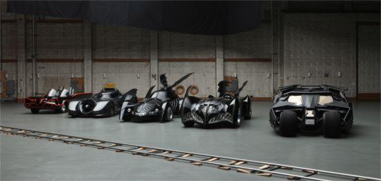 Batmobiles Designs