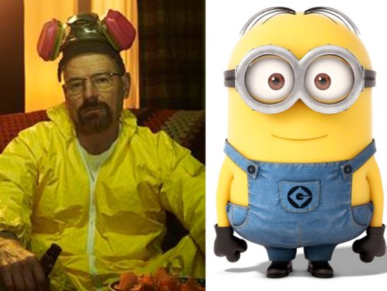 Breaking Bad Costumes & Minion Costumes