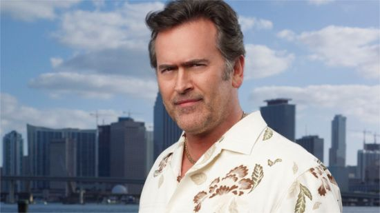 Bruce Campbell USA Network