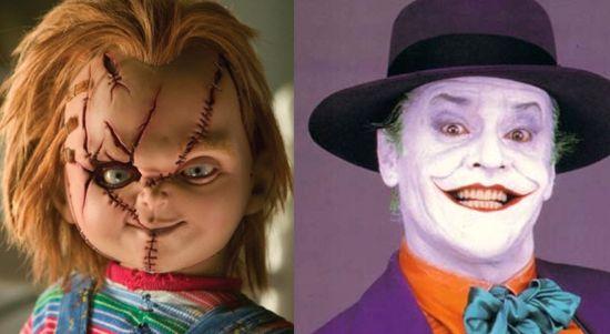 Chucky as Joker