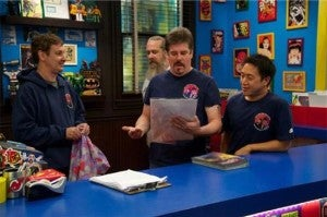 Comic Book Men Super Friends