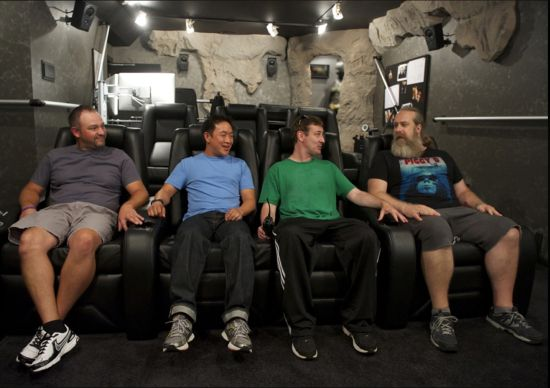 Comic Book Men: To The Batcave
