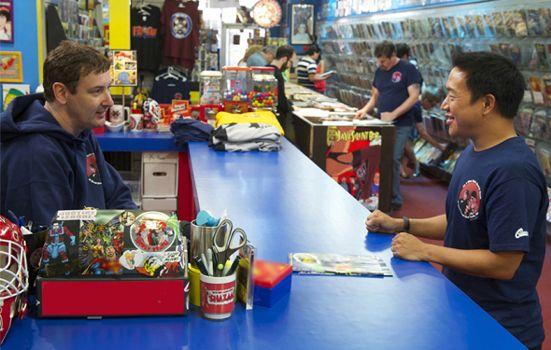 Comic Book Men USS Ming