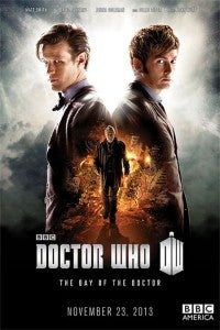 Doctor Who 50th Anniversary Show