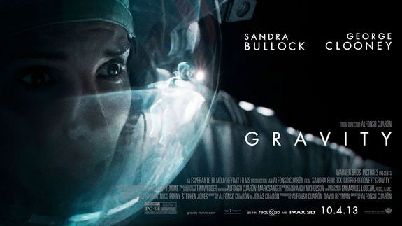 Gravity Review: Sandra Bullock Owns Every Minute of This Intense Film