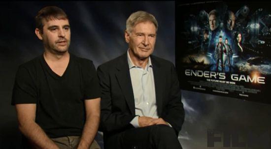 Harrison Ford Star Trek 3