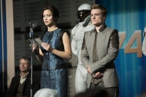 Hunger Games Catching Fire IMAX Featurette
