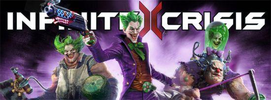 Infinite Crisis Joker Art