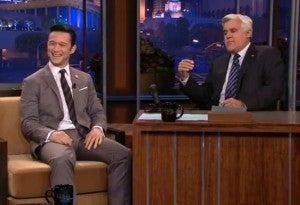 Joseph Gordon-Levitt Tonight Show