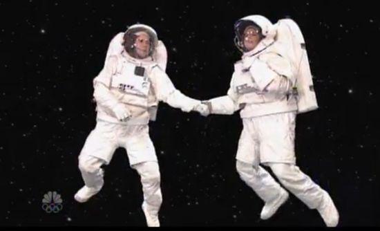 Saturday Night Live Gravity Opening