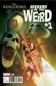 Seekers of the Weird