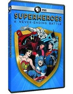 Superhereos A Never-Ending Battle