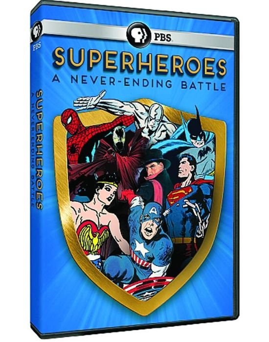Superheroes: A Never-Ending Battle - Exclusive Interview With Filmmaker Michael Kantor