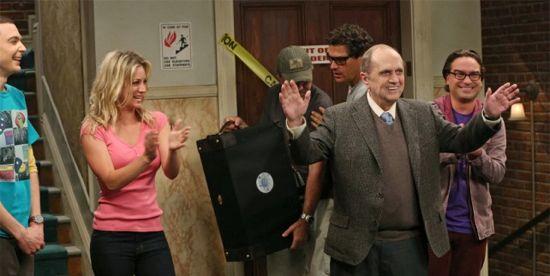 The Big Bang Theory Bob Newhart & Bill Nye