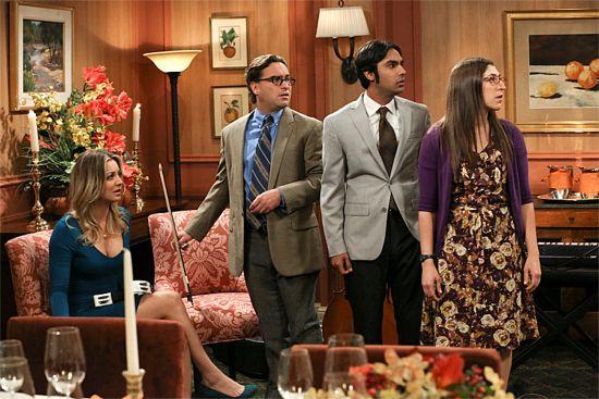 The Big Bang Theory The Romance Resonance
