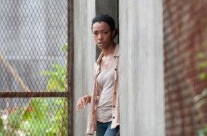 The Walking Dead Isolation Sasha