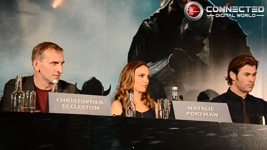 Thor: The Dark World - Video Interviews With Cast and Crew Now Online