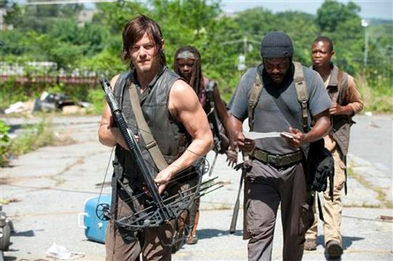 Walking Dead Indifference Daryl