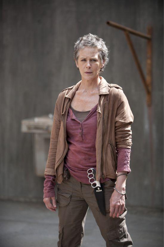 Walking Dead Isolation Carol