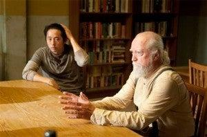 Walking Dead Isolatin Glenn & Hershel