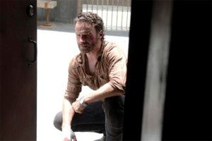 Walking Dead Isolation Rick
