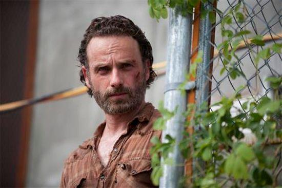 The Walking Dead Isolation Rick