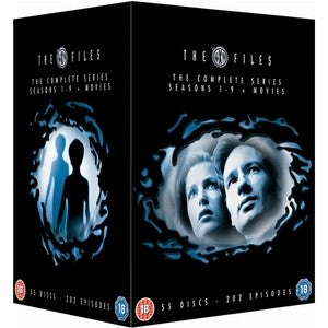 The X-Files: The Complete Series & Movies Is Dirt Cheap Today