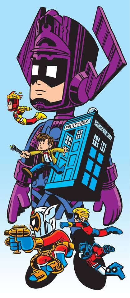 by Chris Giarrusso