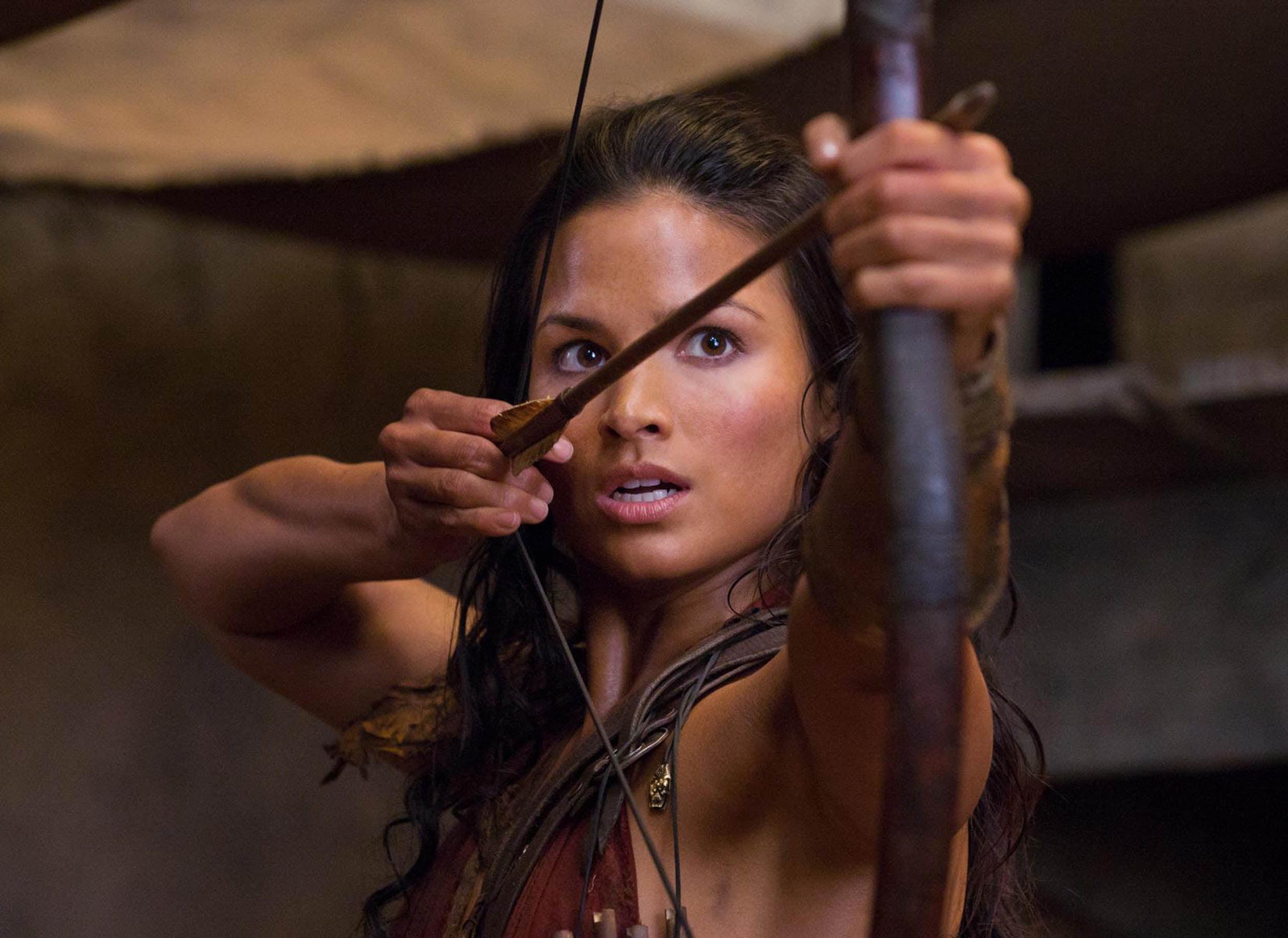 Arrow Casts Katrina Law as Nyssa al Ghul