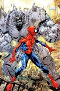 Spider-Man- The-Rhino