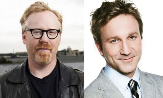 Adam Savage & Breckin Meyer