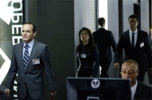 Agents of SHIELD The Hub