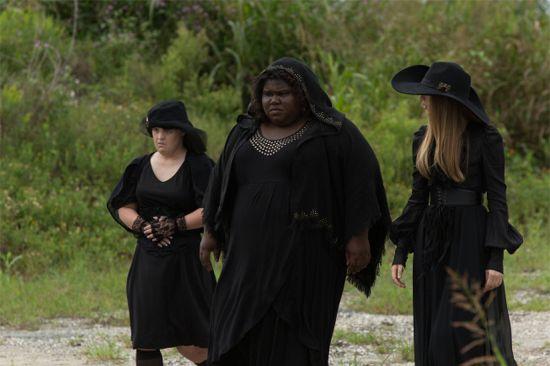 American Horror Story Burn Witch Burn