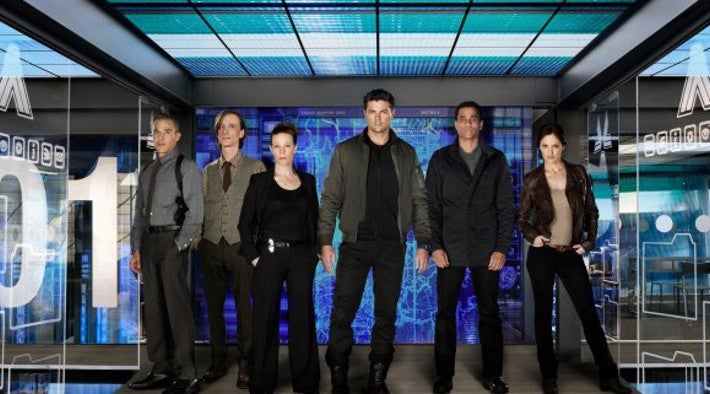 Almost Human's Two-Night Premiere Event: Recap and Thoughts