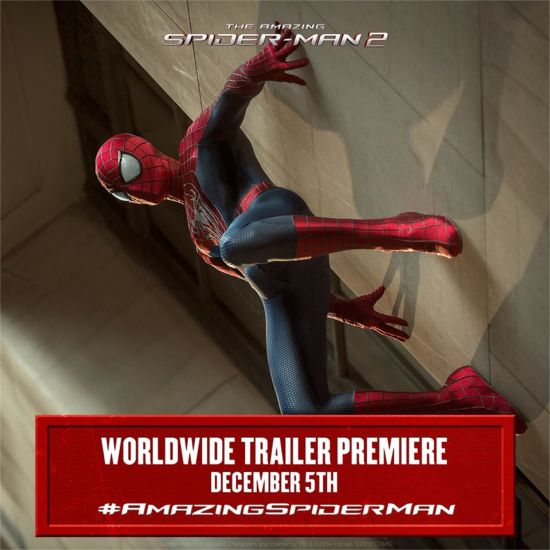 Amazing Spider-Man 2 Trailer World Premiere