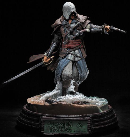 Assassins Creed Statue
