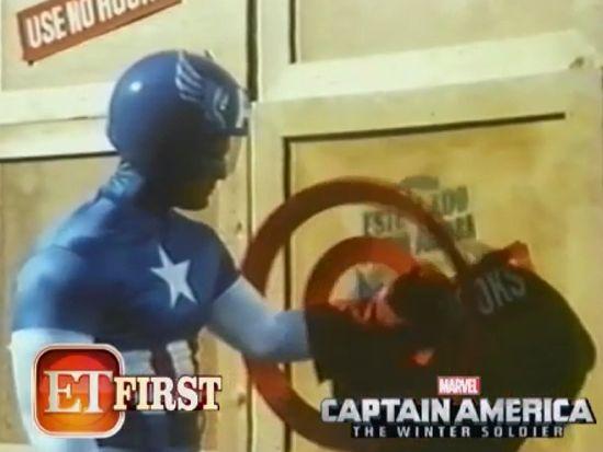 Captain America Trailer Conan
