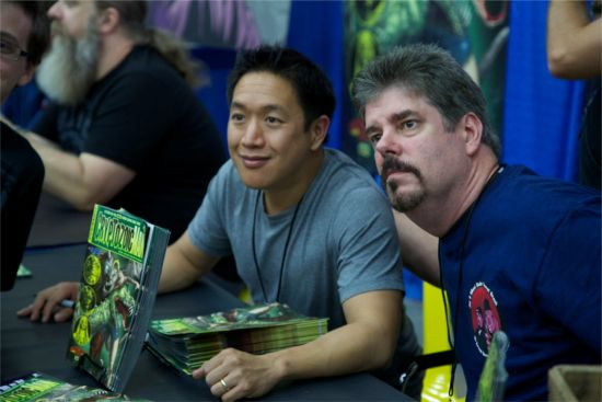 Comic Book Men Cryptozoic Launch