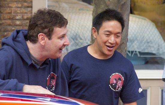 Comic Book Men Dukes of Jersey