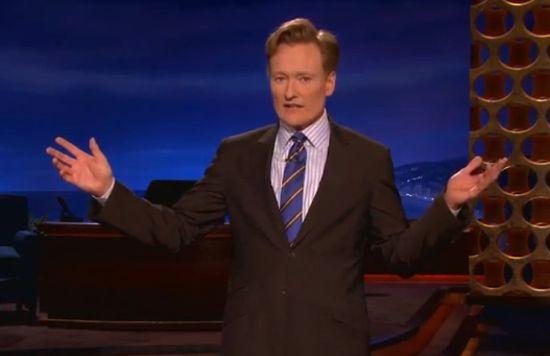 Conan Outrages Superman Fans