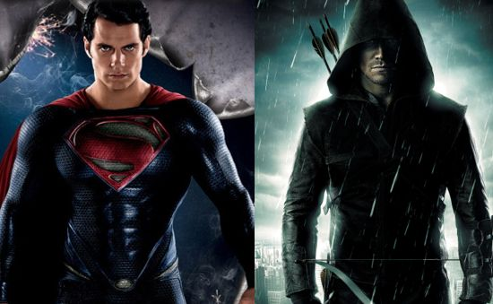 DC Comics Movie & TV Crossover