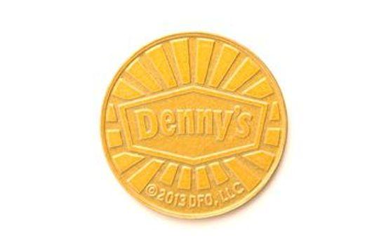 Denny's Hobbit Gold Coins