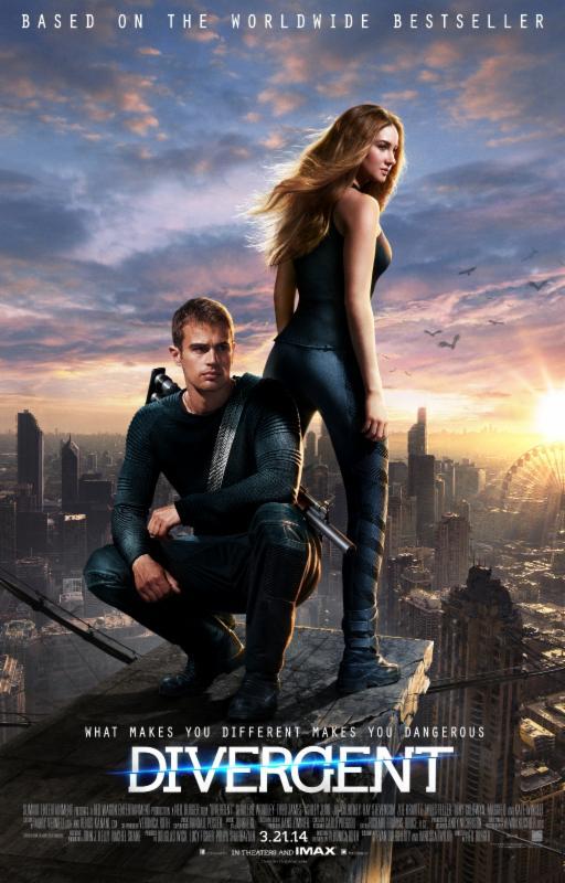 Divergent Review Roundup